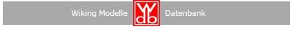 Wiking Datenbank
